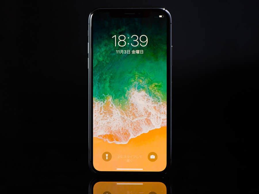 iPhoneXの画像