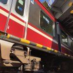 京急線の電車をモロに感じられる、横浜駅から一番近い踏切はココじゃなかろうか