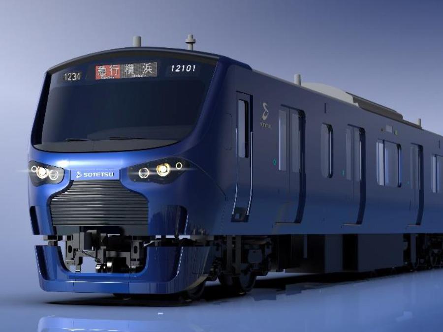2019年春に登場予定の相鉄線12000系