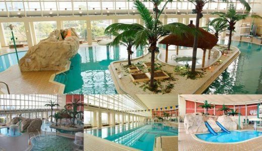【鶴見区ふれーゆ】JR鶴見線を越えて海っぺりに立つ全天候型屋内プール