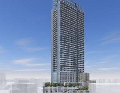 鶴屋町に再開発で43階高層ビル!横浜駅きた西口鶴屋地区第一種市街地再開発事業