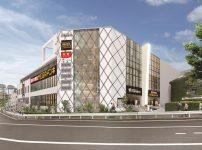 新山下に出来るMEGAドンキ港山下総本店の外観イメージ
