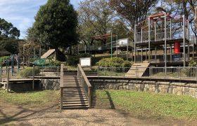 岸根公園の設備写真
