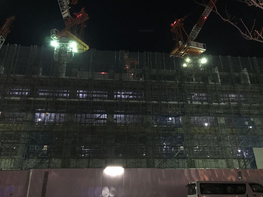 TOWERS Milight 〜みなとみらい21 オフィス全館ライトアップ〜