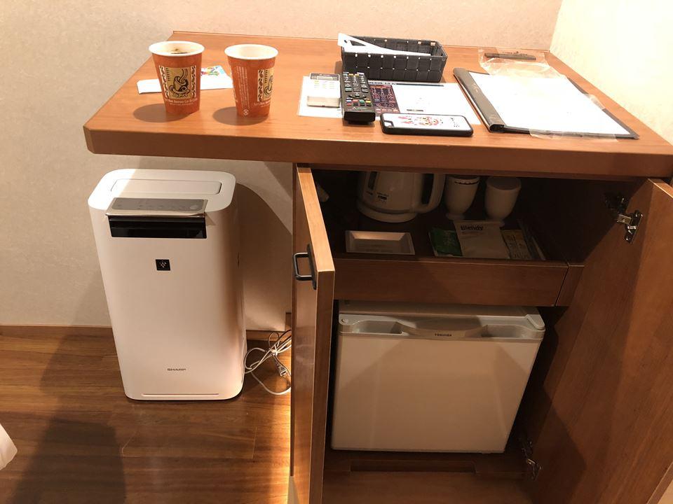 錦糸町にある桜スカイホテルの客室写真