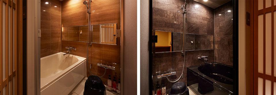 桜スカイホテルの風呂タイプ