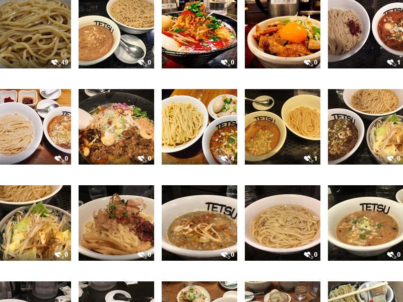 ラーメンTETSUの食べログサイト写真