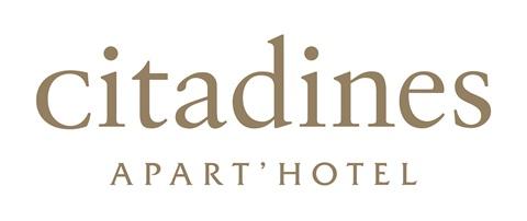 Citadines(シタディーン)のロゴ