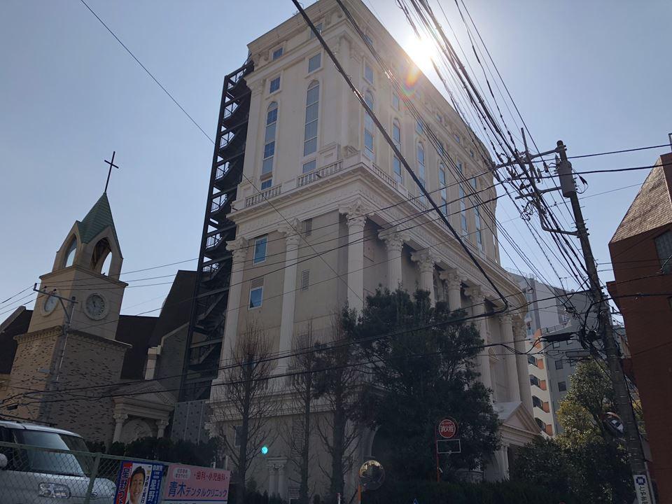 湘南クリスタルホテルの外観写真