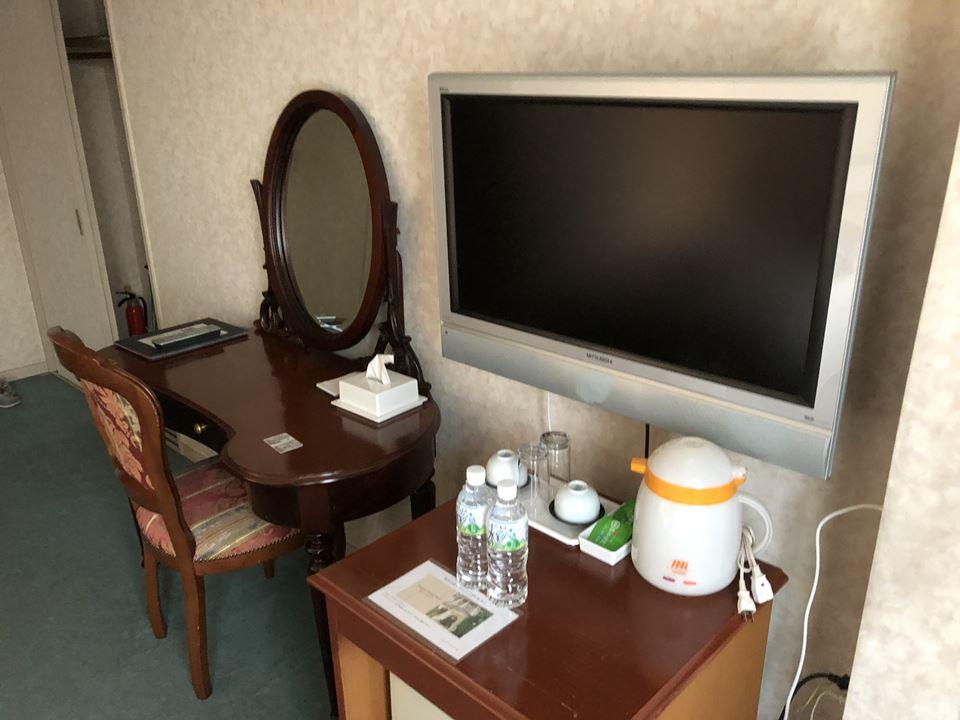 湘南クリスタルホテルの客室写真