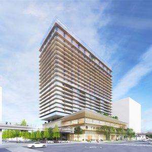 ウェスティンホテル横浜の外観イメージ写真