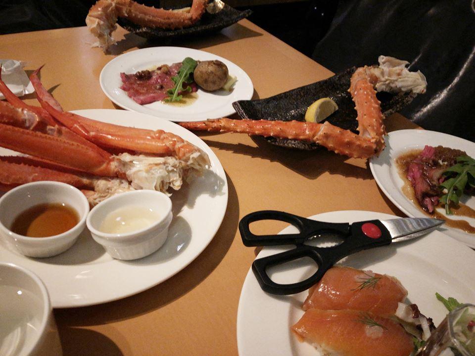 横浜ベイホテル東急2Fにあるビュッフェレストラン、カフェトスカの写真