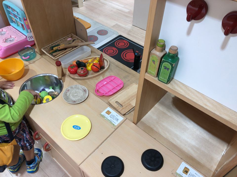 横浜高島屋&Fにあるおもちゃ売り場