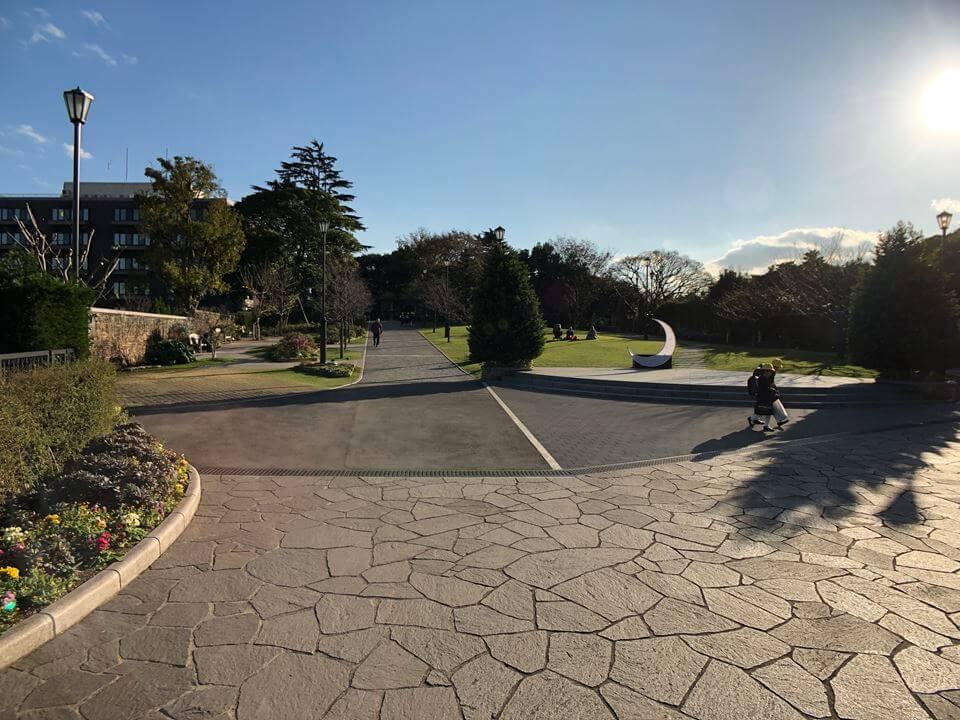 アメリカ山公園の写真