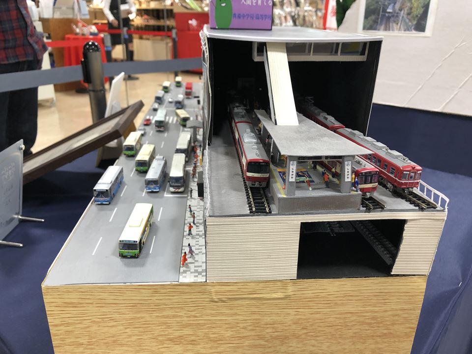 第10回京急鉄道フェアの模型