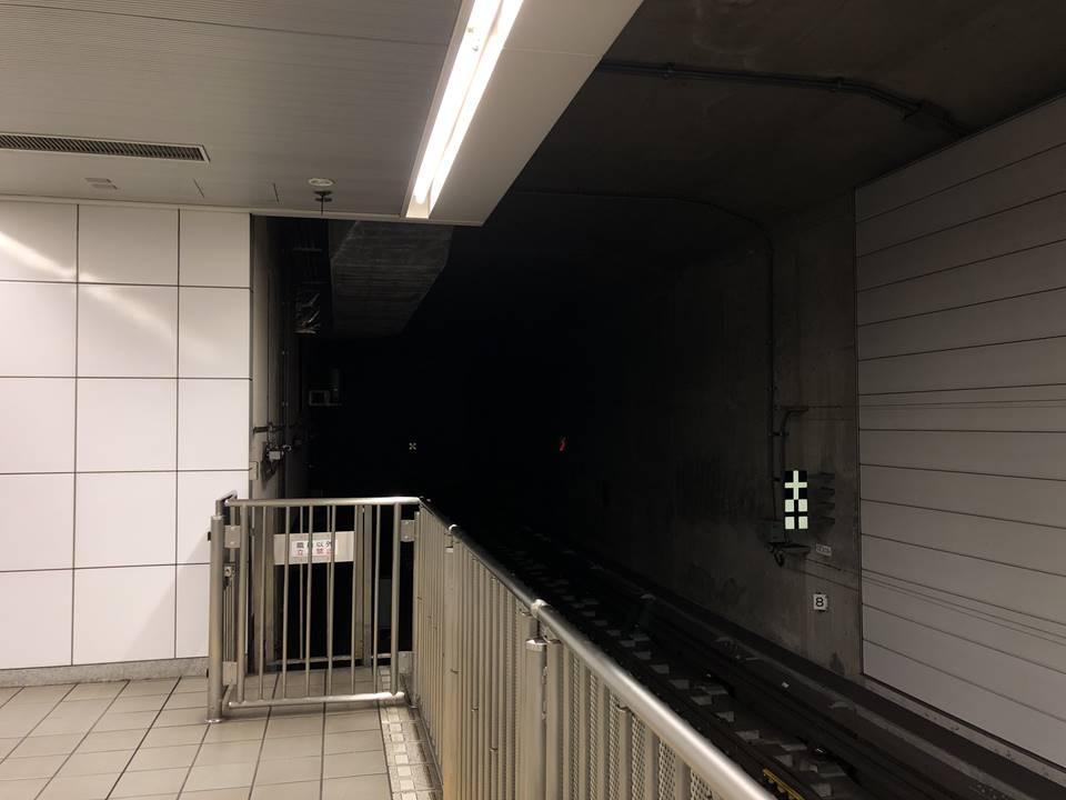 ブルーライン線湘南台駅の終点