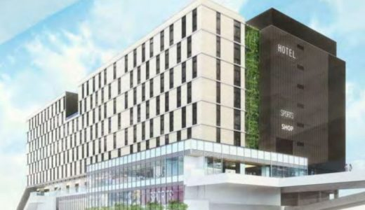 横浜駅西口の駅ビル再開発計画は、3棟建設予定って知ってた?鶴屋町の活性化に期待!
