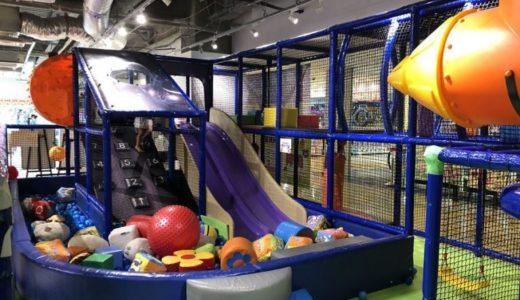 【子供と公園:みらい公園/都筑区】ノースポートで遊んだ話