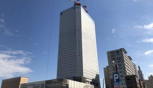 攻めの『アパホテル』がエグい。タワーホテル6棟を同時建設中!すべて20階建て以上