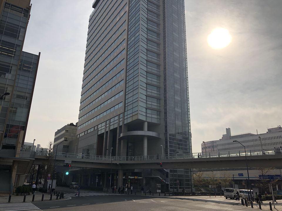 NIJYU-MARU桜木町駅前店が入居する富士ソフトビル