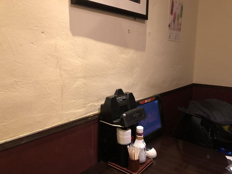 遊食三昧 NIJYU-MARU 桜木町駅前店の室内
