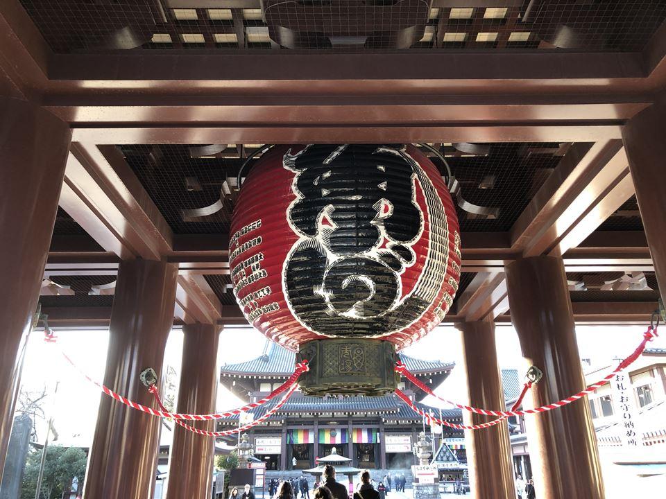 川崎大師平間寺大山門の写真