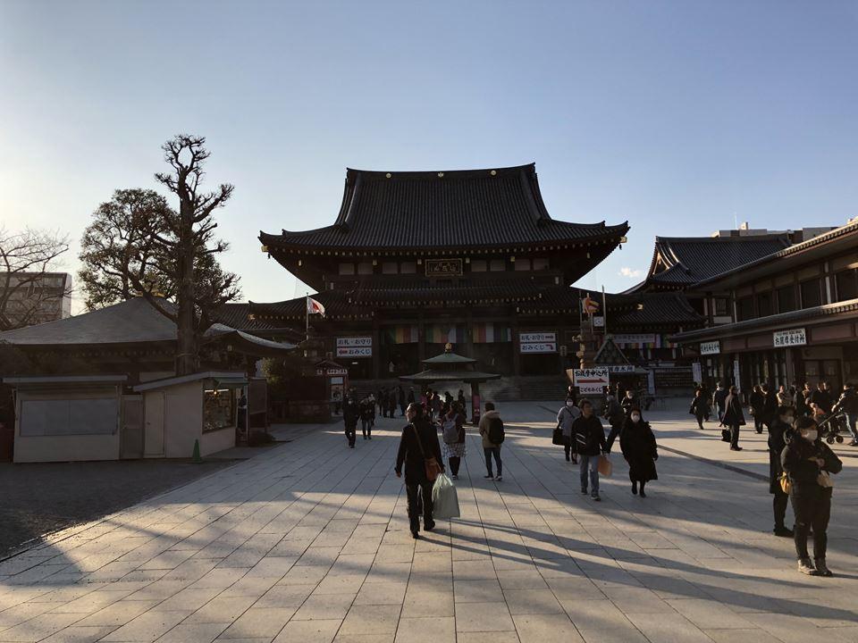 川崎大師平間寺の写真