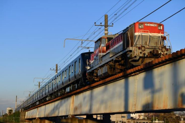 2019年春に導入が予定されている相鉄線12000系車両