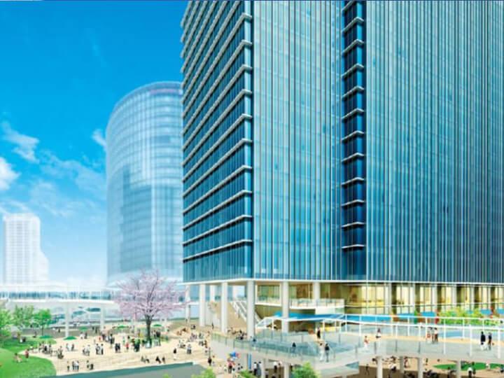 [2020年2月完成予定]横浜グランゲート