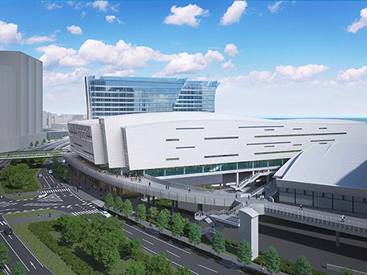 [2020年春開業予定]パシフィコ横浜ノース