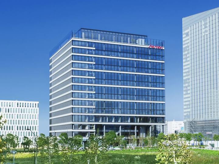 [2019年4月春開業]資生堂グローバルイノベーションセンター(S/PARK エスパーク)