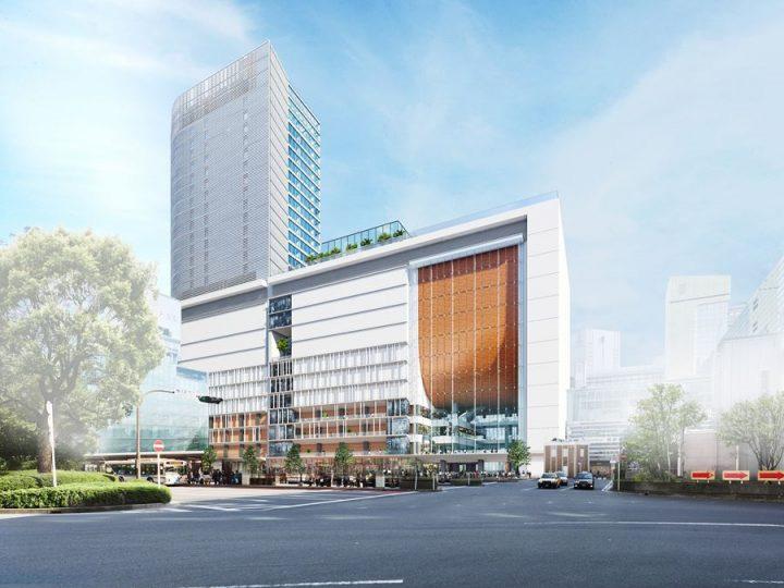[2020年開業予定]JR横浜タワー