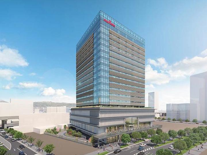 [2020年9月竣工予定]村田製作所 みなとみらいイノベーションセンター
