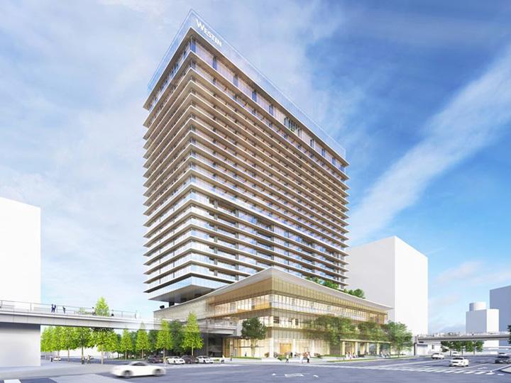 [2022年5月開業予定]ウェスティンホテル横浜