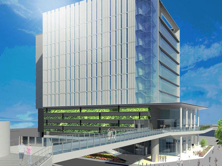 [2020年12月完成予定](仮称)首都高速道路株式会社神奈川局開発計画