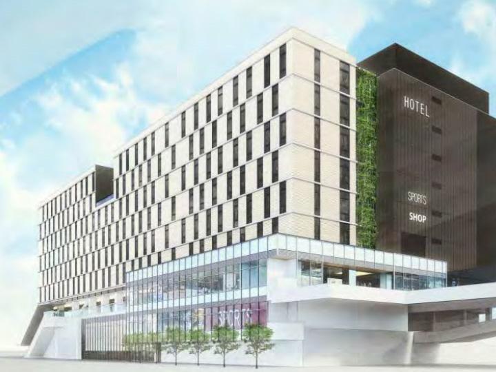 2020年開業予定]JR横浜鶴屋町ビル
