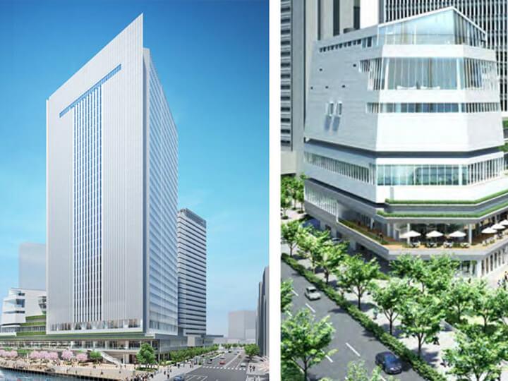[2020年6月供用開始予定]横浜市新市庁舎整備