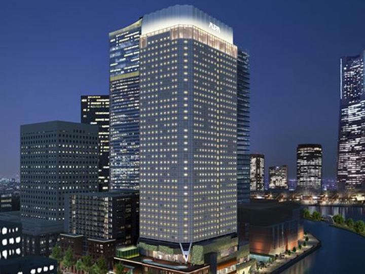 [2019年9月20日開業]アパホテル&リゾート〈横浜ベイタワー〉
