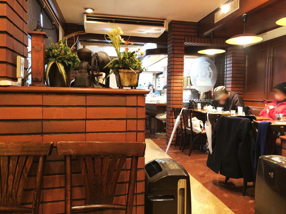 カフェコロラド菊名店の写真