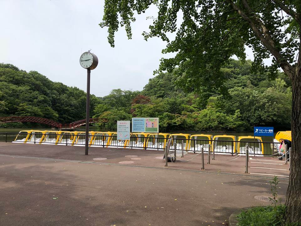 横浜青葉にある児童厚生施設「こどもの国」の施設写真