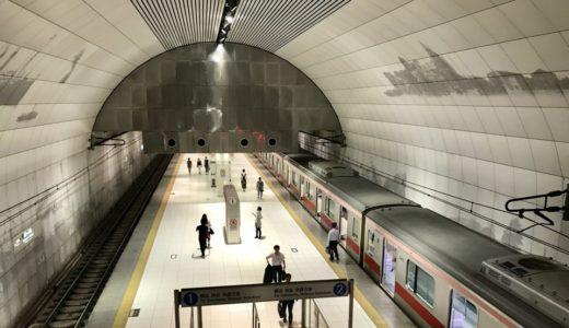 みなとみらい線「元町・中華街駅」に車両留置場を整備。横浜環状鉄道の布石?(願望)