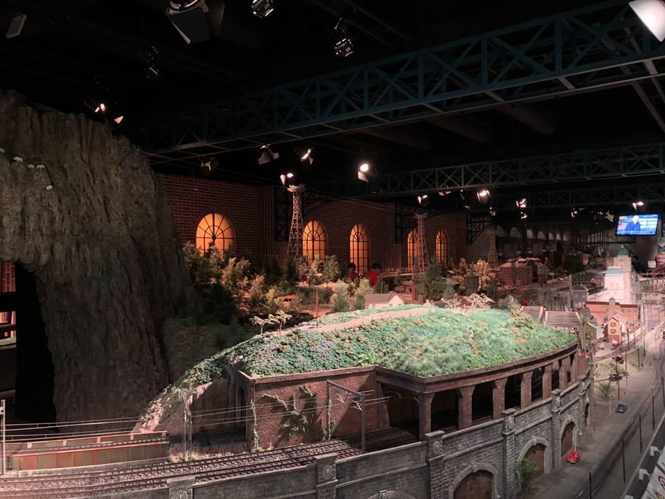 原鉄道模型博物館内の写真