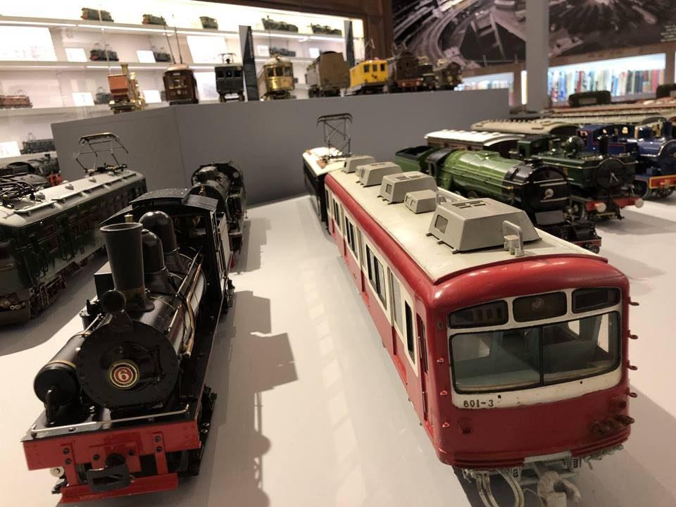 原信太郎氏 生誕100年企画)の写真(原鉄道模型博物館)