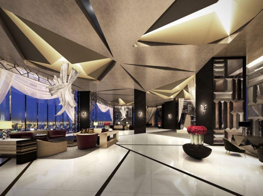 『ザ・カハラ・ホテル&リゾート 横浜の車寄せイメージ