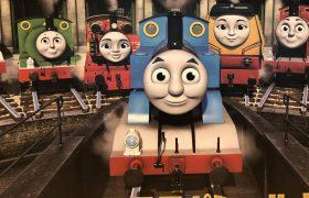 きかんしゃトーマススぺシャルギャラリー2019in summerの写真(原鉄道模型博物館)