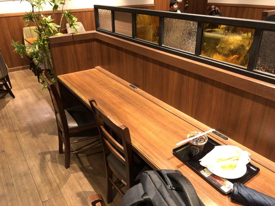 駅 カフェ 横浜