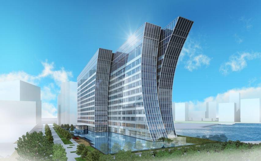 完全会員制リゾートホテル『横浜ベイコート倶楽部 ホテル&スパリゾート』 ならびに 『ザ・カハラ・ホテル&リゾート横浜』の完成イメージ写真