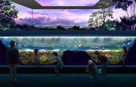 川崎駅前「川崎ルフロン」にできる水族館