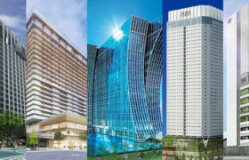 横浜都心臨海部のホテル再開発