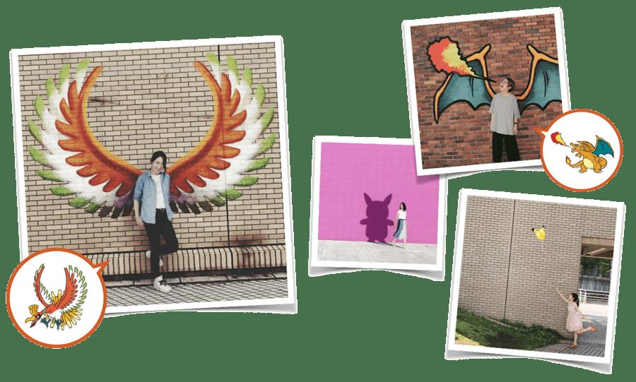 ピカチュウ大量発生チュウ!2019のPOKÉGENIC(ポケジェニック)イメージ画像